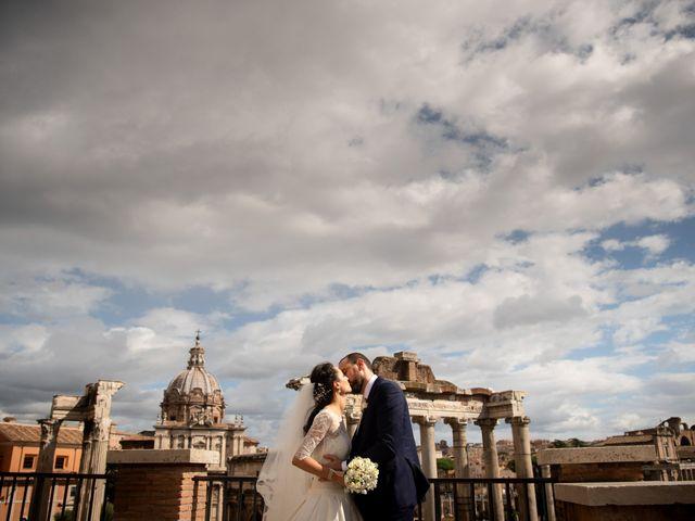 Il matrimonio di Ana e Roberto a Grottaferrata, Roma 25
