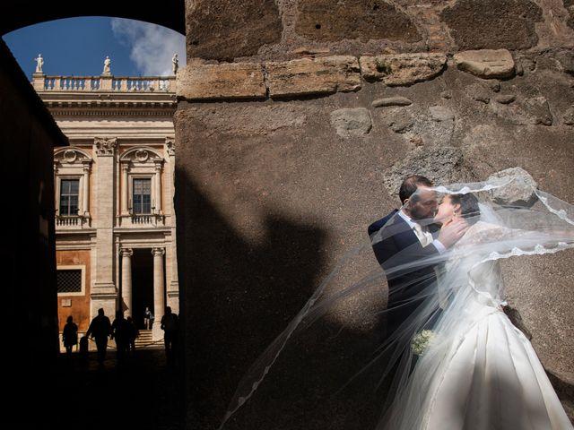 Il matrimonio di Ana e Roberto a Grottaferrata, Roma 2