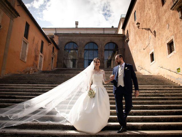 Il matrimonio di Ana e Roberto a Grottaferrata, Roma 30