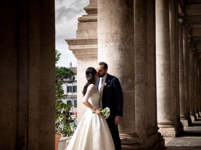 Il matrimonio di Ana e Roberto a Grottaferrata, Roma 31