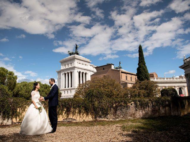 Il matrimonio di Ana e Roberto a Grottaferrata, Roma 32