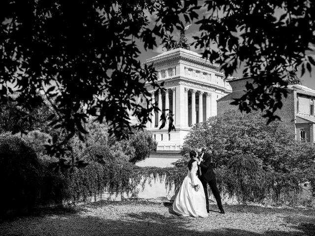 Il matrimonio di Ana e Roberto a Grottaferrata, Roma 33