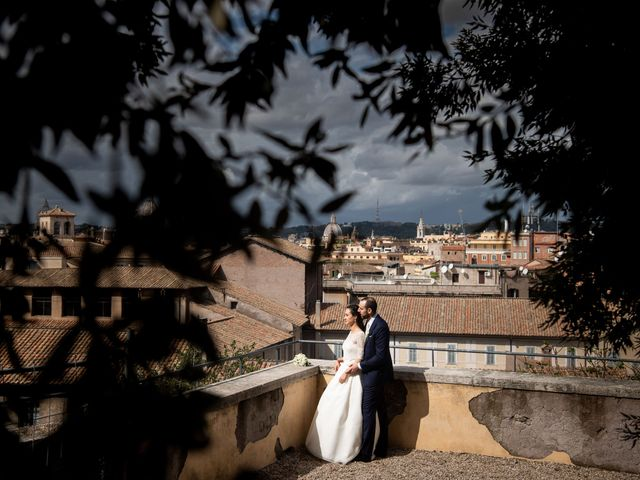 Il matrimonio di Ana e Roberto a Grottaferrata, Roma 34
