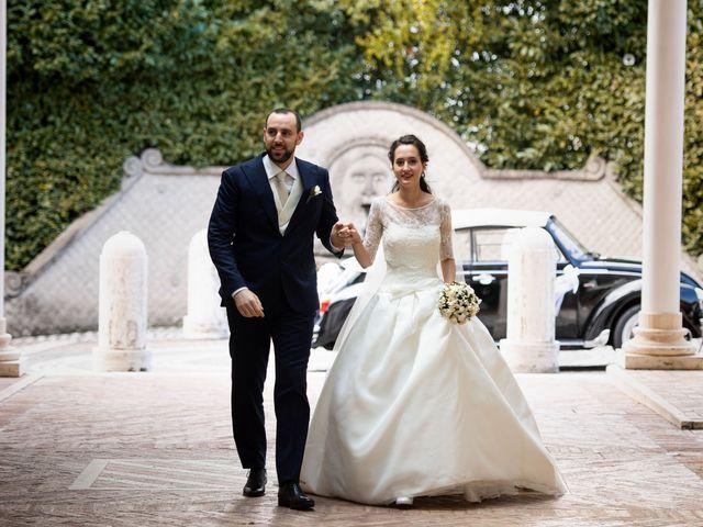 Il matrimonio di Ana e Roberto a Grottaferrata, Roma 36