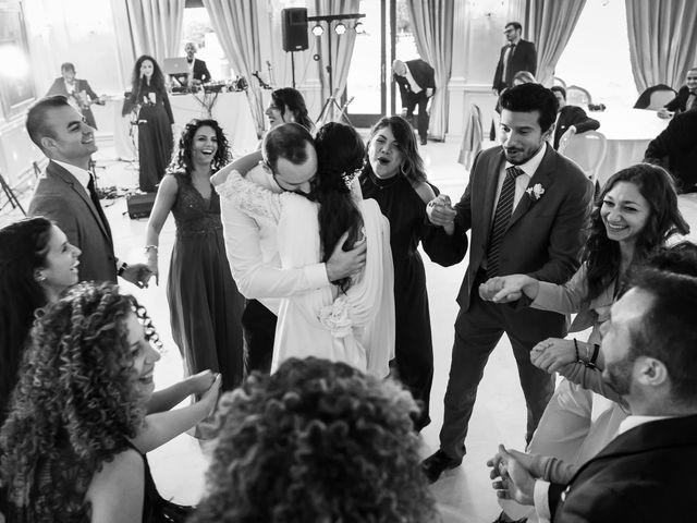 Il matrimonio di Ana e Roberto a Grottaferrata, Roma 44