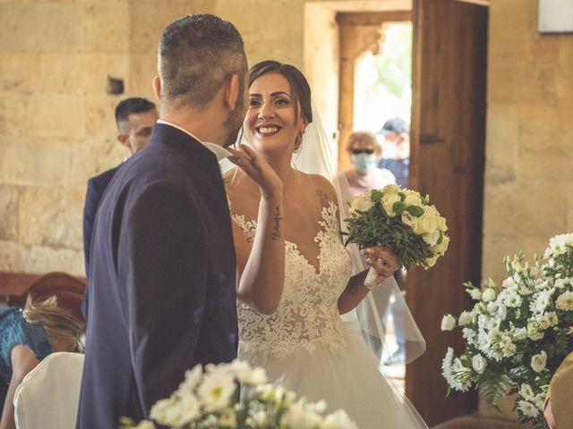 Il matrimonio di Eleonora e Enrico a Uta, Cagliari 14