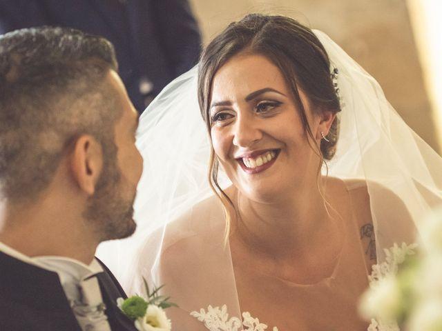 Il matrimonio di Eleonora e Enrico a Uta, Cagliari 17