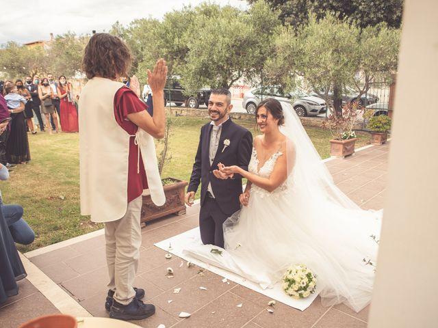 Il matrimonio di Eleonora e Enrico a Uta, Cagliari 26