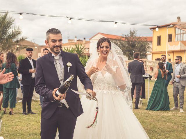 Il matrimonio di Eleonora e Enrico a Uta, Cagliari 28