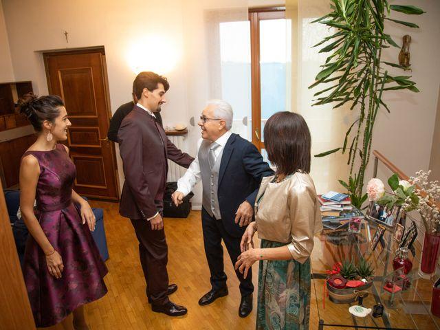 Il matrimonio di Stefano e Elena a Vimercate, Monza e Brianza 1