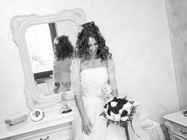 Il matrimonio di Stefano e Elena a Vimercate, Monza e Brianza 7