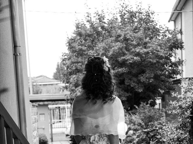 Il matrimonio di Stefano e Elena a Vimercate, Monza e Brianza 9