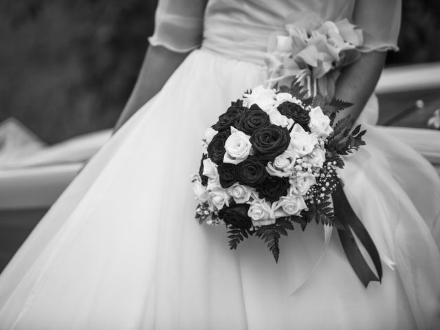 Il matrimonio di Stefano e Elena a Vimercate, Monza e Brianza 11