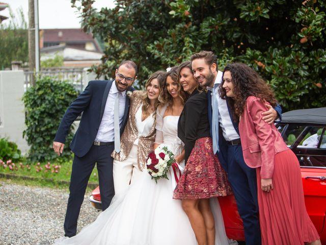 Il matrimonio di Stefano e Elena a Vimercate, Monza e Brianza 13