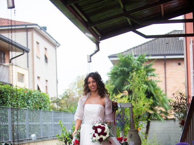 Il matrimonio di Stefano e Elena a Vimercate, Monza e Brianza 14
