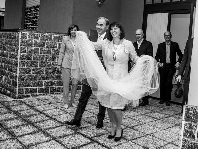 Il matrimonio di Stefano e Elena a Vimercate, Monza e Brianza 15
