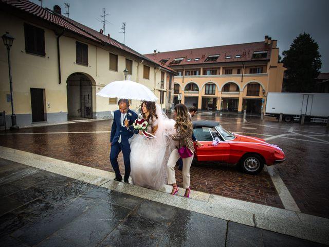 Il matrimonio di Stefano e Elena a Vimercate, Monza e Brianza 19