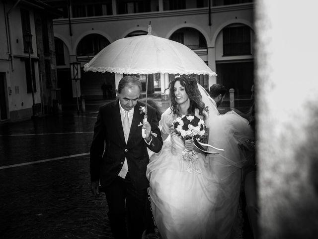 Il matrimonio di Stefano e Elena a Vimercate, Monza e Brianza 21