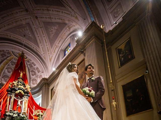 Il matrimonio di Stefano e Elena a Vimercate, Monza e Brianza 27