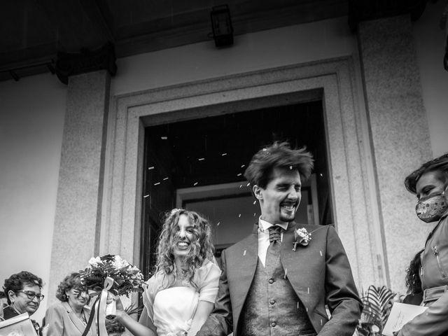 Il matrimonio di Stefano e Elena a Vimercate, Monza e Brianza 28