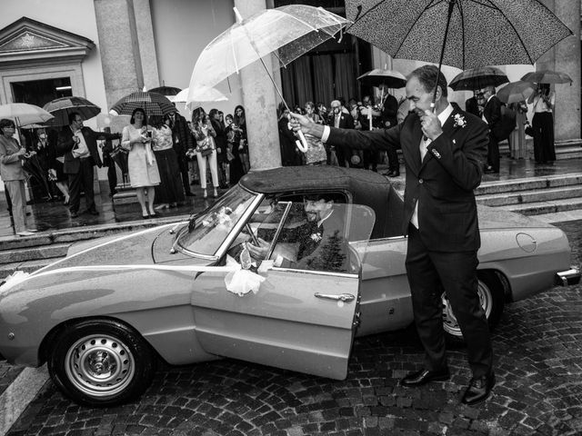 Il matrimonio di Stefano e Elena a Vimercate, Monza e Brianza 29