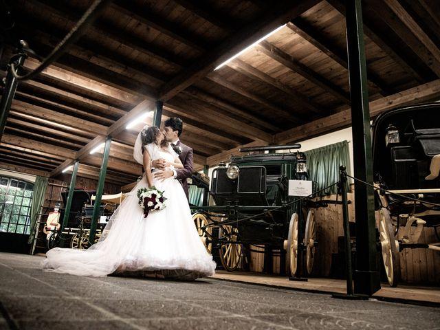 Il matrimonio di Stefano e Elena a Vimercate, Monza e Brianza 31