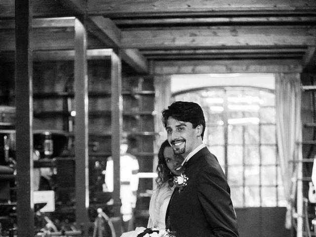 Il matrimonio di Stefano e Elena a Vimercate, Monza e Brianza 33