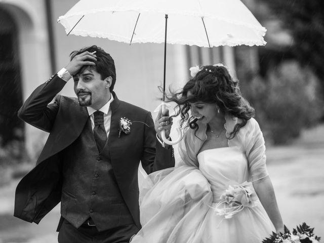 Il matrimonio di Stefano e Elena a Vimercate, Monza e Brianza 34