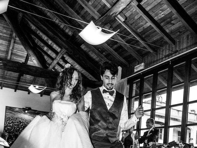 Il matrimonio di Stefano e Elena a Vimercate, Monza e Brianza 35