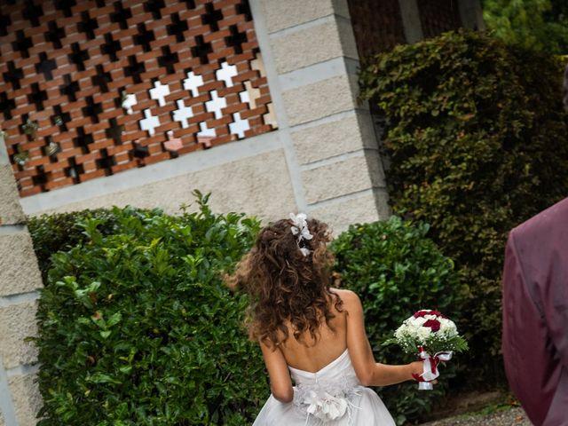 Il matrimonio di Stefano e Elena a Vimercate, Monza e Brianza 37