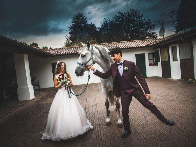 Il matrimonio di Stefano e Elena a Vimercate, Monza e Brianza 39
