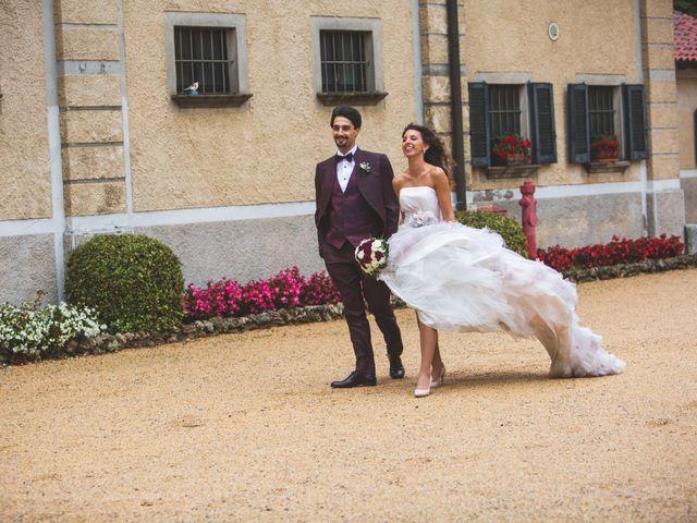 Il matrimonio di Stefano e Elena a Vimercate, Monza e Brianza 40