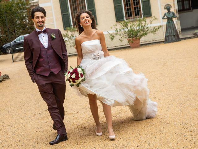 Il matrimonio di Stefano e Elena a Vimercate, Monza e Brianza 41