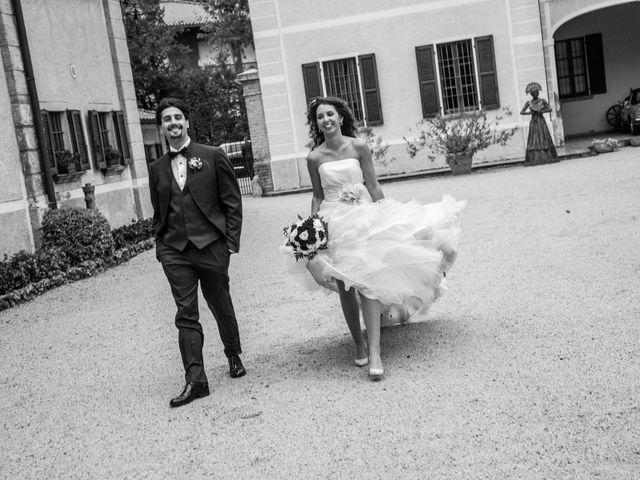 Il matrimonio di Stefano e Elena a Vimercate, Monza e Brianza 42