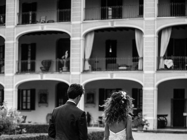 Il matrimonio di Stefano e Elena a Vimercate, Monza e Brianza 43