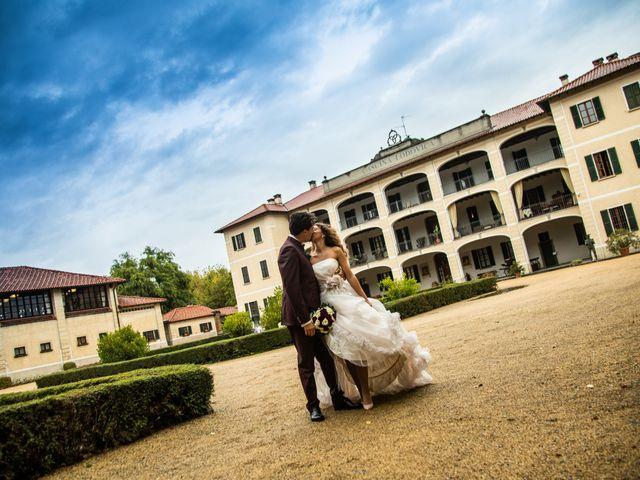Il matrimonio di Stefano e Elena a Vimercate, Monza e Brianza 44