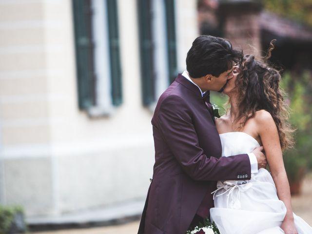 Il matrimonio di Stefano e Elena a Vimercate, Monza e Brianza 45