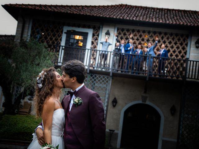 Il matrimonio di Stefano e Elena a Vimercate, Monza e Brianza 46