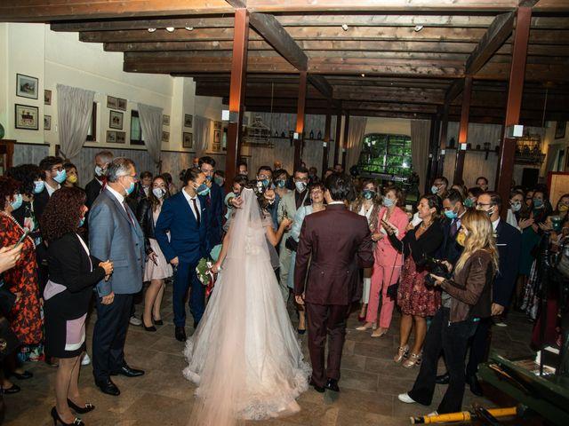 Il matrimonio di Stefano e Elena a Vimercate, Monza e Brianza 51