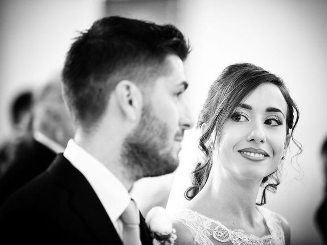 le nozze di Flaminia e Pierfrancesco
