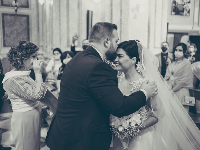 Il matrimonio di Vincenzo e Matilde a San Marzano sul Sarno, Salerno 67