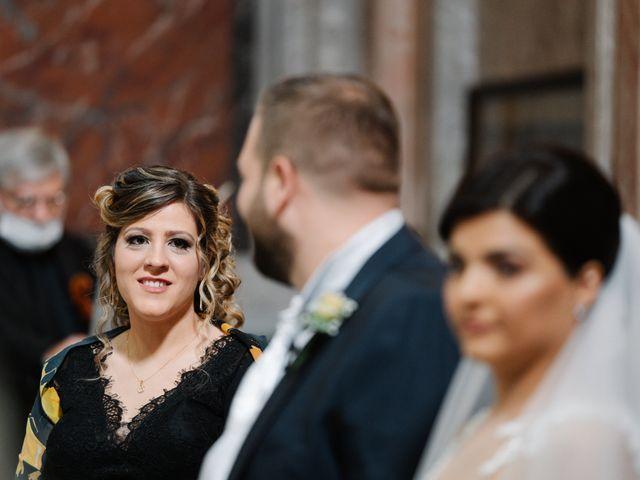Il matrimonio di Vincenzo e Matilde a San Marzano sul Sarno, Salerno 69