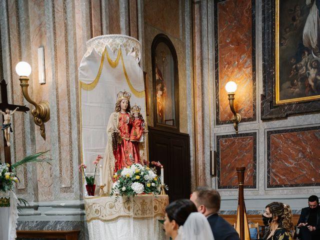 Il matrimonio di Vincenzo e Matilde a San Marzano sul Sarno, Salerno 75