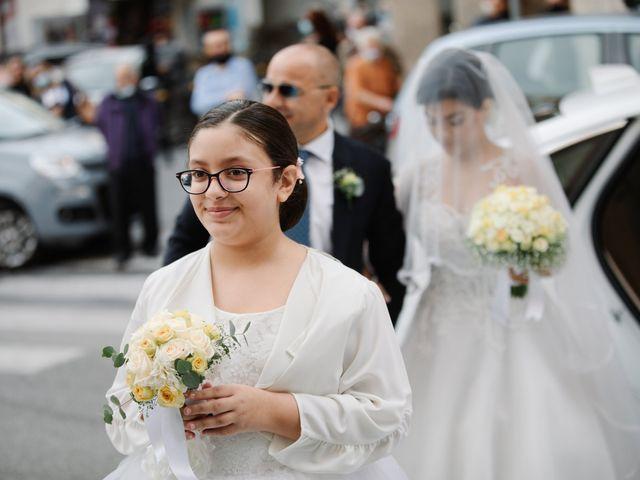 Il matrimonio di Vincenzo e Matilde a San Marzano sul Sarno, Salerno 77
