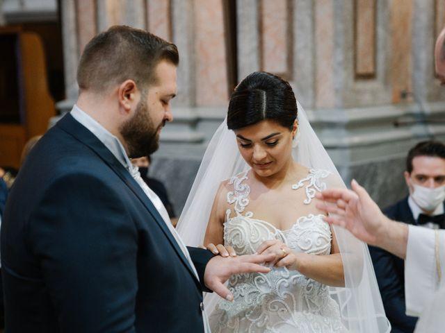Il matrimonio di Vincenzo e Matilde a San Marzano sul Sarno, Salerno 80
