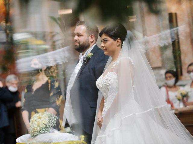 Il matrimonio di Vincenzo e Matilde a San Marzano sul Sarno, Salerno 83