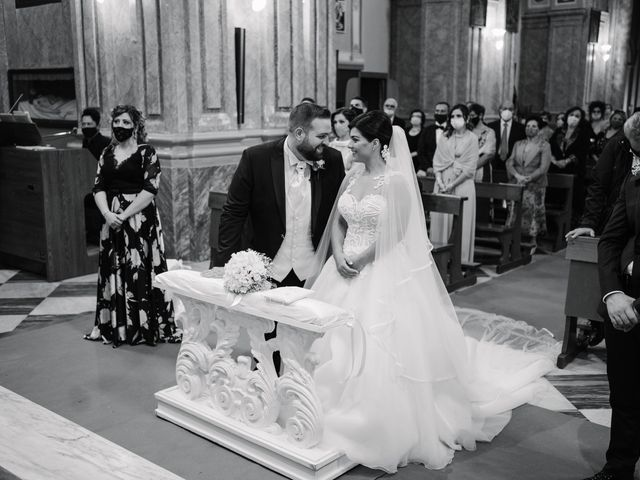 Il matrimonio di Vincenzo e Matilde a San Marzano sul Sarno, Salerno 85