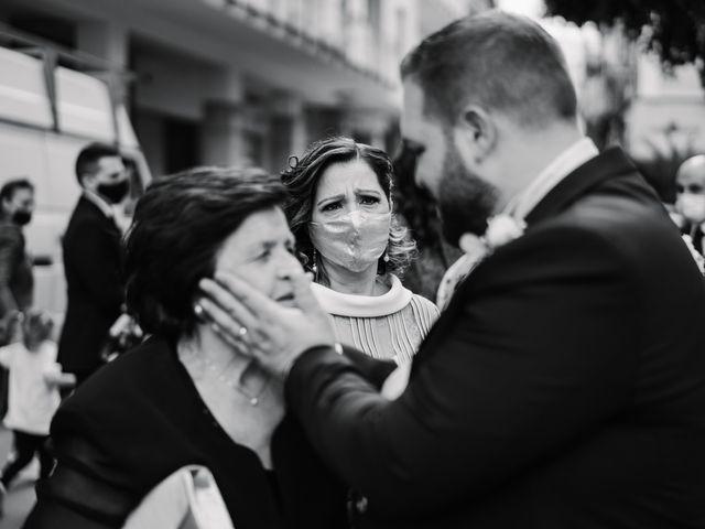 Il matrimonio di Vincenzo e Matilde a San Marzano sul Sarno, Salerno 91