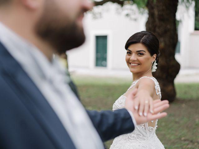 Il matrimonio di Vincenzo e Matilde a San Marzano sul Sarno, Salerno 93