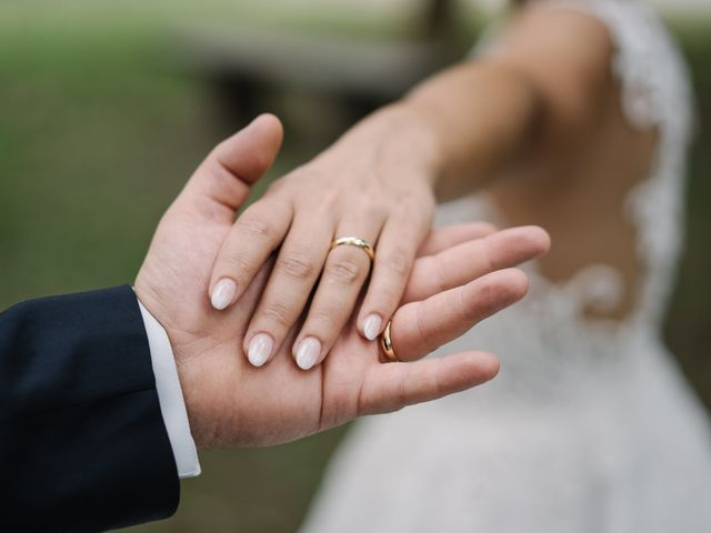 Il matrimonio di Vincenzo e Matilde a San Marzano sul Sarno, Salerno 94